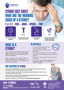 Stroke Fact Sheet