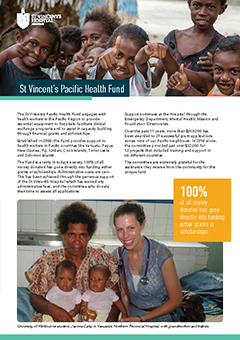 Pacific Health Fund Brochure - July 2020