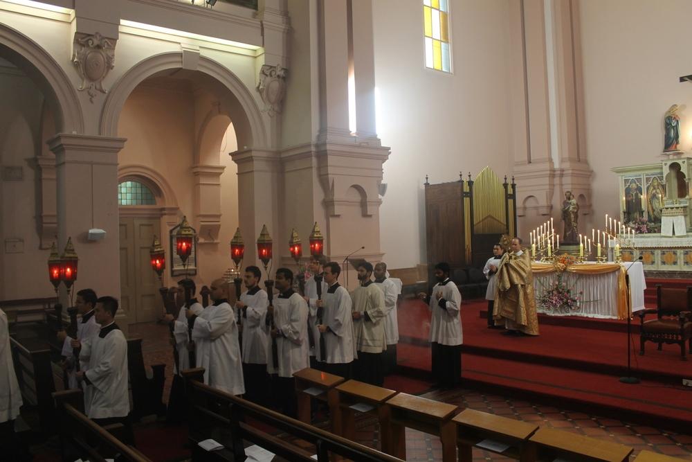 Celebratory Birthday Mass