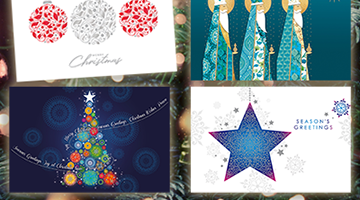 Christmas Cards - available now